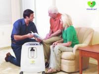 Cách sử dụng máy tạo oxy an toàn